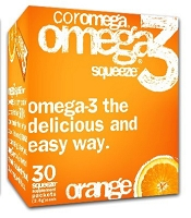 CELEBRATE® <br>Coromega - Orange <br>(90 pack)