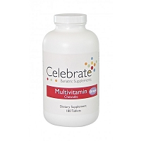 CELEBRATE®  Multi Vitamin Chewable- Grape 90 day