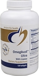 DESIGNS FOR HEALTH® OmegAvail™ Ultra 120 softgels