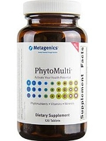 METAGENICS® PhytoMulti (120 tablets)