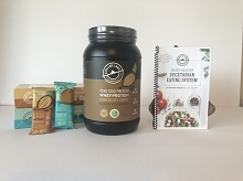All Healthy Portions® Chocolate Whey Heart Healthy Eating System (COPY)