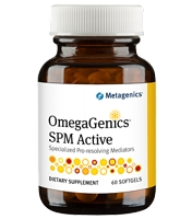OmegaGenics® SPM Active (60 Softgels)