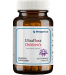 METAGENICS® UltraFlora Childrens Chewable