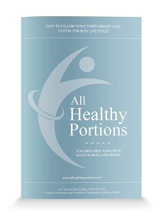All Healthy Portions - Eating System (PHYSICAL HARD COPY ONLY)