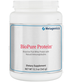 METAGENICS® BioPure Protein (Unflavored)