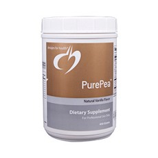 DESIGNS FOR HEALTH® PurePea Vanilla Powder