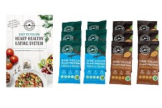 All Healthy Portions®  Vegan Heart Healthy Eating System Kit
