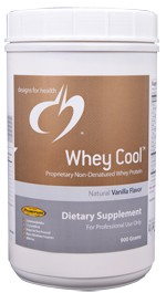 DESIGNS FOR HEALTH® Whey Cool